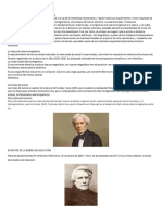 Descrubimiento de Michael Faraday