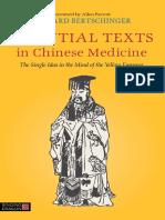Bertschnger, Richard. Essential Texts in Chinese Medicine.pdf