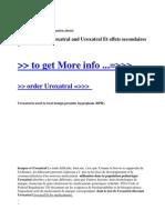 Dont Le Test de Uroxatral and Uroxatral Et Effets Secondaires