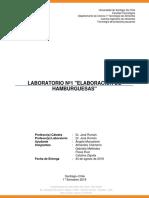 Laboratorio Nº1 Elaboracion de Hamburguesas Final