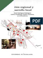 Gestión Regional y Desarrollo Local