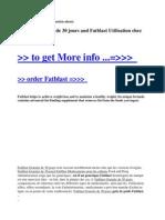 Fatblast Gratuite de 30 Jours and Fatblast Utilisation Chez Les Enfants
