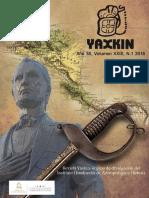 Revista Yaxkin  2016