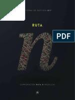 Informe de Gestion Rutan 2017