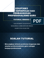 Tutorial Minggu 1