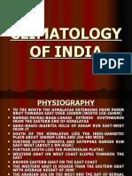 Climatology and Seasons of India