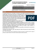 Xxvi Exame de Ordem_gabarito Justificado - Direito Administrativo