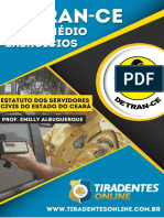 PDF Detran Estatutodoservidorescividoestadodceara Emillyalbuquerque Exercicio Medio