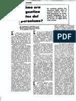 teresa castro rivero Argentina Antes Del Peronismo