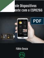 eBook - Controle Dispositivos Remotamente Com o ESP8266 - V0RV0