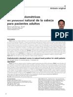 Normas cefalometricas de la posicion natural de cabeza.pdf