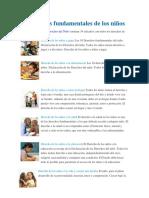 10 derechos fundamentales de los niños.docx