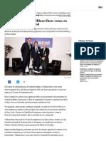 Interjet Nombra a William Shaw Como Su Nuevo Director General • Forbes México