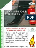 329979642 PPT Manejo Extintores Mutual