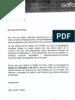 Reunió ADFO,CDIAP,EAP