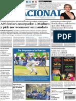 El Nacional, edición digital