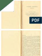 Dicionário gramatical de grego antigo