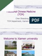 (1) what's TCM