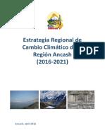 Estrategia Regional Ante El Cambio Climatico Ancash 1 Final