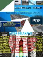 Presentasi ATCS Area Traffic Control System