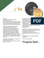 Declaracion de Autoestima Virginia Satir