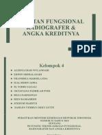 Jabatan Fungsional Radiografer & Angka Kreditnya