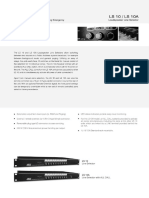 AEX - LS 10LS 10A - Loudspeakaer Line Selector