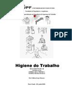 Apostila Higiene do Trabalho _Térmica - Ventilação_