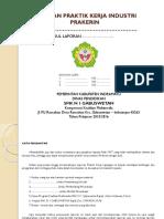 Contoh Presentasi Prakerin XI MM TAHAP 1 Tahun 2017