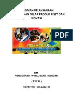 01- 01 Buku Panduan Penghargaan Produk Riset Dan Inovasi Dosen Dan Mahasiswa