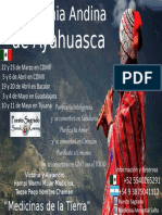 Ceremonia Andina MEXICO