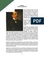 Biografia de Cesareo Chacaltana