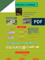 Introducción a la Biología