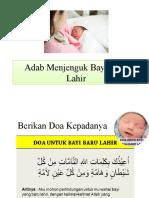 Adab Menjenguk Bayi Baru Lahir.pptx