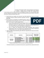 Surat Pemberitahuan Ump Umk 2019