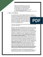 MakingtheStartingLine.pdf