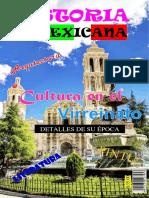 Revista de Historia (cultura en el virreinato)