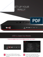 Wally+Setup+Guide