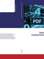 SELECTED STORIES IN MATHEMATICS AND PHYSICS/book Lambert Academic Publishing