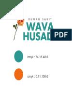 Logo Wava Husada - Warna