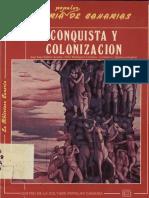 Conquista y Colonizacin