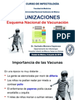 Inmunizaciones Pediatría