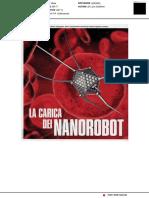 La carica dei nanorobot - Panorama del 16 gennaio 2019