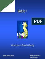 Cfpmodule1 Introductiontofinancialplanning 120815101244 Phpapp01