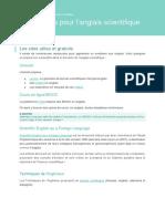 4.Ressources pour langlais scientifique.pdf