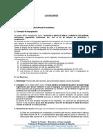 6.- Derecho Procesal - Recursos y Cosa Juzgada