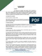 004.- Derecho Civil - De Las Obligaciones - Clasificación - Efectos y Extinción
