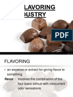 Flavoring