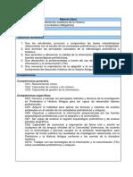 Programación y Bibliografía Prehistoria y Arqueología UA
