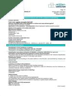 Algistar Chromatic FAST SET (GB) R37 REV1